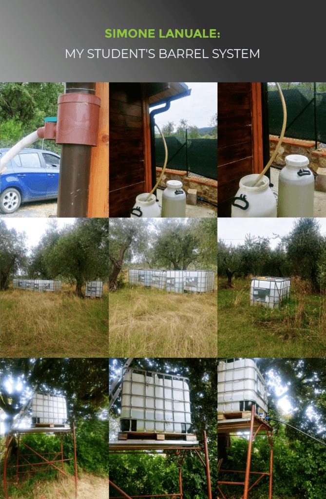 Barrel System