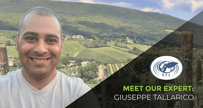 Giuseppe Tallarico Meet the Expert