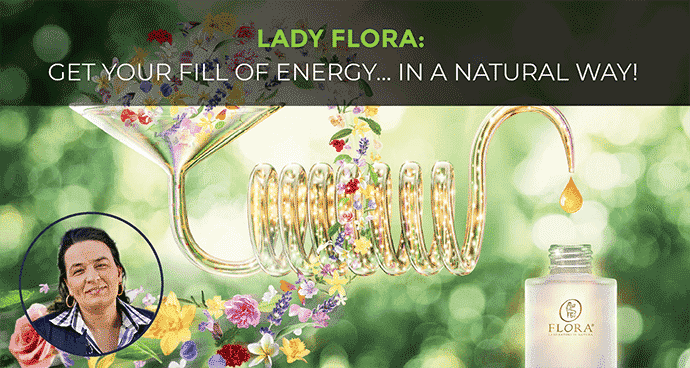GET YOUR FILL OF ENERGY IN A NATURAL WAY!
