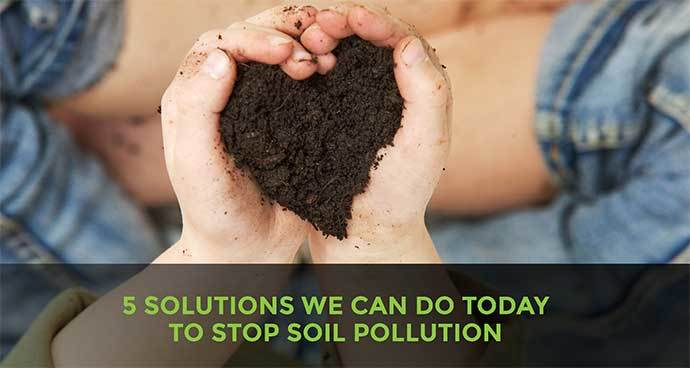 Stop Soil Pollution