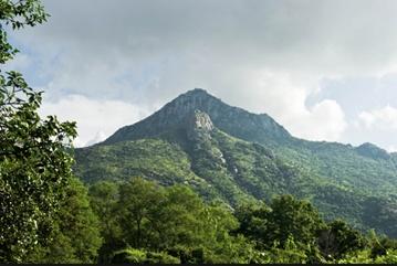 Arunachala the sacred mountain